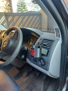VW Transporter T5 Camper Cup Holder CHOOSE LOGO COLOUR - £30 PAIR!