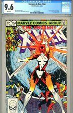 Uncanny X-Men #164 CGC GRADED 9.6 -third highest- C. Danvers becomes Binary