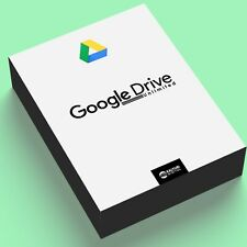 Google Drive UNLIMITED STORAGE  📁 - Permanent - NO BAN ☑