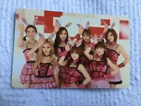 Official Kpop T-ARA Bunny Style! Group Photocard