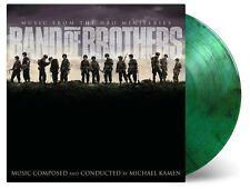 Band of Brothers (LTD Trasparente Green, vinile 2 LP] est-NUOVO!