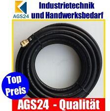 5m Druckluftschlauch EPDM Gummi Ø8mm 20/60bar Pressluftschlauch