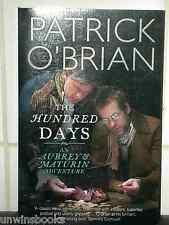 PATRICK O'BRIAN Hundred Days JACK AUBREY Stephen Maturin NAPOLEON Battles ARMY