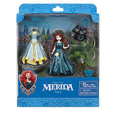 disney parks brave princess merida fashion play set new edition new with box