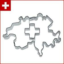 Kreuz Lilie 8cm Präge-Ausstecher Ausstechform Keksausstecher Backform Keks Deko