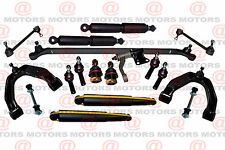 Suspension Kit Front Upper Control Stabilizer Bar Center Link fits Nissan Xterra