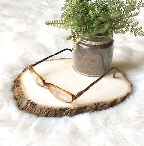 Laura Ashley Josephine Chai Brown Gold Tortoise Eyeglasses Oval Frames Glasses