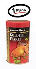 1 Pack Wardley Goldfish Flakes Food 6.8 oz ( 1 Pack) Free Shipping Best Selling