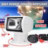 LED Projecteur à télécommande pour bateau Voiture camion marin 12V 100W Ampoule