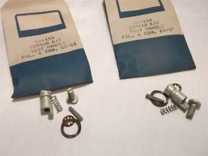1960 -63 Ford Falcon & Econoline Comet Vent window handle repair kits 2