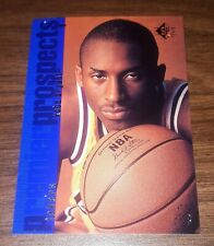 Kobe Bryant 1996-97 SP Rookie Card #134, PREMIER PROSPECTS LA Lakers, NM/Mint