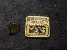 """Brickyard 400/Delco Electronics"" Lapel/Tie Pin"