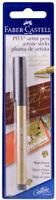Faber Castell Pitt Artist Pen Metallic Gold 1.5mm Bullet Nib Tip Archival Ink