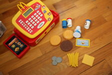 McDonalds Cash Register 2004 Pretend Play Register