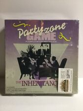 Vintage 1986 TSR Party Zone Game The Inheritance Complete!