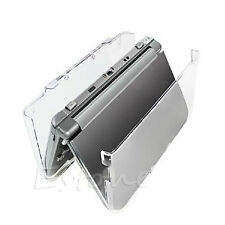 Crystal Clear Hard Protective Shell Skin Case Cover For Nintendo 3DS XL/LL New