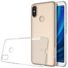 Xiaomi Mi A2 (6X) Nillkin Flexible Soft TPU Case Transparent Hülle Tasche