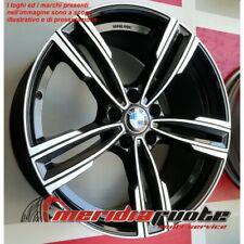 REVEN BD 4 CERCHI IN LEGA NAD 17 ET30 BMW SERIE 5 F10 11 BUSINESS ELETTA ITALY