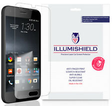 3x iLLumiShield Screen Protector Anti-Bubble for HTC One A9s