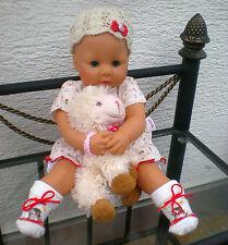 Zapf Puppe Baby Annabell 46 cm 1998 + NICI + SiGIKID Tasche Babypuppe Doll 1