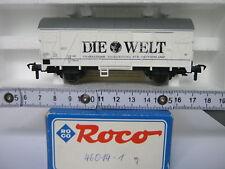 Roco HO 46014-1 Güterwagen Die Welt 120 1798-6 DB (CD/082-7R3/6)