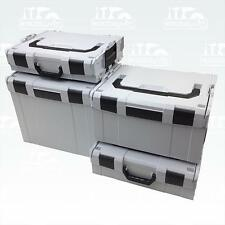 Bosch Sortimo 4er Set L-Boxx Gr1 - Gr4 innovatives Transportsystem fürs Handwerk