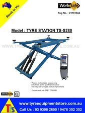 NEW 2.8 Ton Scissor Lift, Car Hoist, Car Lift, WorkSafe VIC Approved