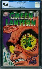 Green Lantern 53 CGC 9.6 - White Pages
