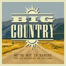 Big Country - Were Not In Kansas  The Live Bootleg Box Set 19931998 [CD]