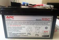 APC RBC48 Ersatz Batterie mit Kabelsatz RBC 48 Ersatz Akku original Ersatzakku