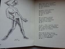 Livre érotique + dessins