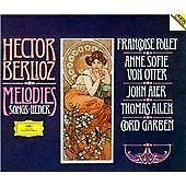 Cord Garben : Berlioz: Melodies, Songs, Lieder CD