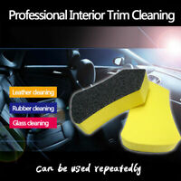 Nano Brush Cleaning Washing Tool for Car Auto Interior Leather Seat Brush