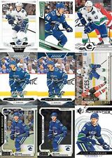 U PICK'EM LOT (10+) Elias Pettersson Base RC Inserts Parallels SP #'d Cards