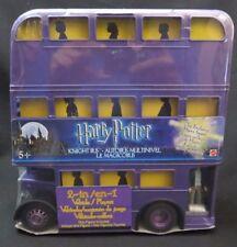 Sealed Harry Potter Knight Bus Carry Case Vehicle Playset & Harry Figure Mattel