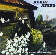 Kevin Ayers - Whatevershebringswesing [New CD] Spain - Import