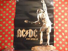 "2000 AC/DC ""Stiff Upper Lip"" Poster"