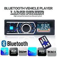 Bluetooth Car Stereo / MP3/ WMA Radio USB SD Card Ipod Aux in Non CD