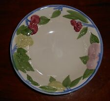 """Franciscan China ORCHARD GLADE 8 3/4"""" Round Vegetable Bowl England"""