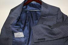 $1,495 CANALI Classic Fit Sports Blazer Jacket Size 42 L