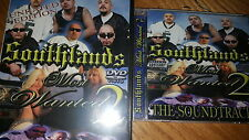 Southland's Most Wanted 2 (DVD and CD) NEW
