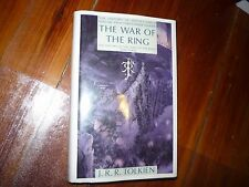 The War of the Ring: The History of the Lord of the Rings, Part Three 1st
