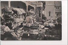 Vintage Postcard  Display of Royal Wedding Presents