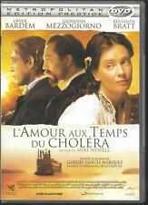 DVD ZONE 2--L' AMOUR AUX TEMPS DU CHOLERA--NEWELL/BARDEM/MEZZOGIORNO/BRATT