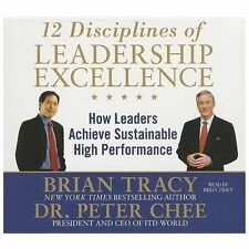 NEW Brian Tracy 12 Disciplines of Leadership Excellence (Peter Chee)