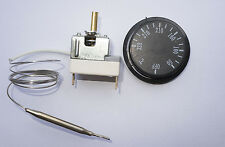Universal Thermostat 50-320°C Heizgerät/Heizstab Backofen Ofen Herd