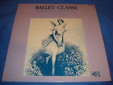 LP / BALLET-CLASSE / GEORGES RABOL / MUSIQUES DE BALLETS ET DE DANSES DU XIXe