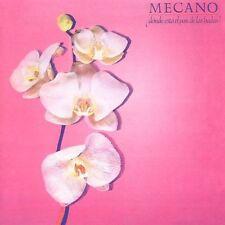 Mecano : Donde Esta El Pais De Las Hadas? CD