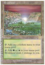 Brushland // NM // Sixth 6th Edition // engl. // Magic the Gathering
