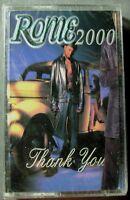 Rome 2000: Thank You (Cassette, 1999, JTJ Records)